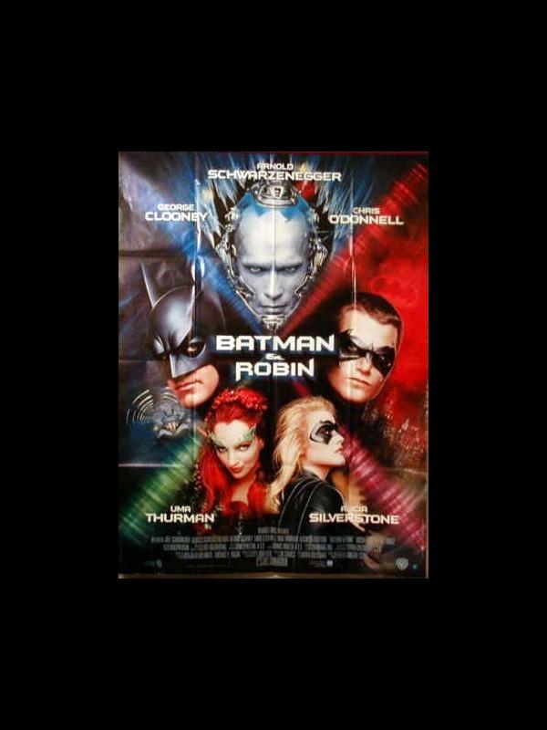 Affiche du film BATMAN ET ROBIN 4