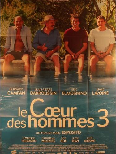 Affiche du film CŒUR DES HOMMES 3