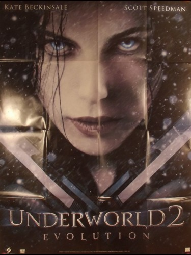 Affiche du film UNDERWORLD 2