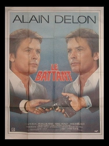 Affiche du film BATTANT (LE)