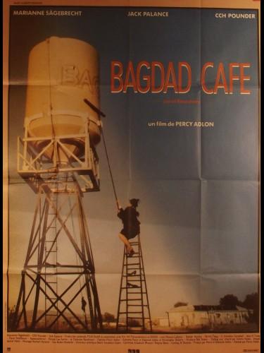 Affiche du film BAGDAD CAFE - Titre original : OUT OF ROSENHEIM