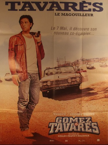 Affiche du film GOMEZ ET TAVARES