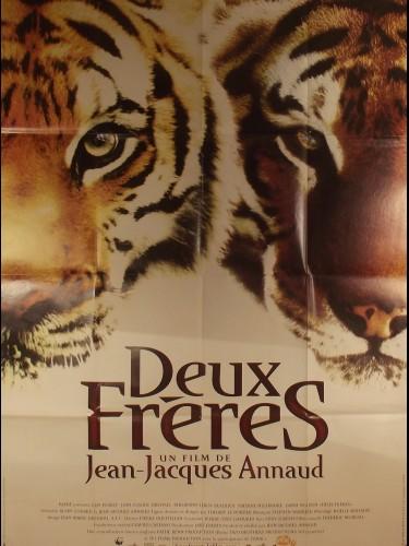 Affiche du film DEUX FRERES