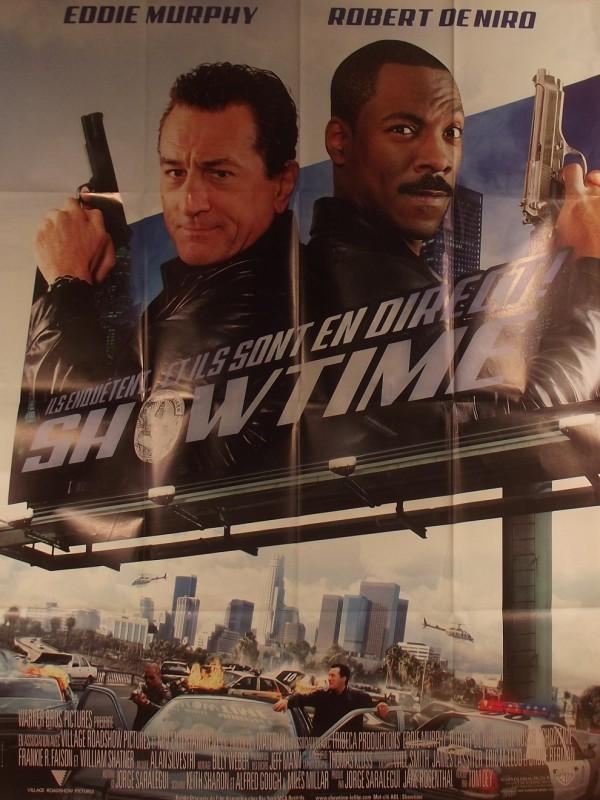 Affiche du film SHOWTIME