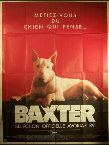 Affiche du film BAXTER