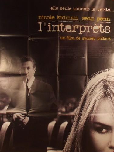 Affiche du film L'INTERPRETE