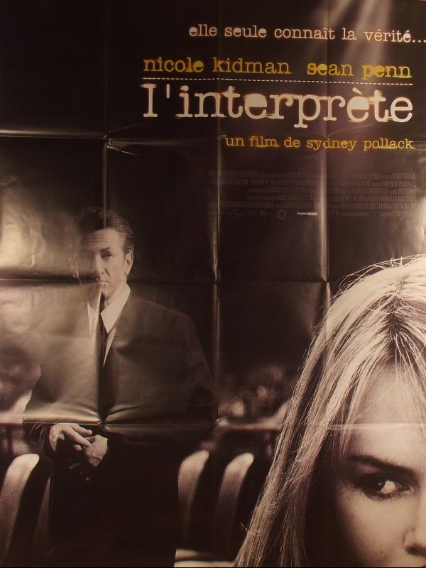 Affiche du film L'INTERPRETE