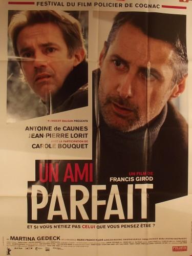 Affiche du film UN AMI PARFAIT