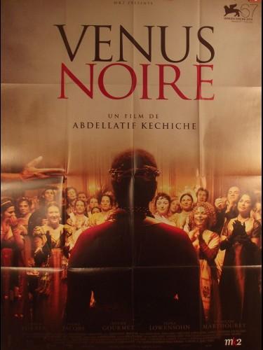 Affiche du film VENUS NOIRE