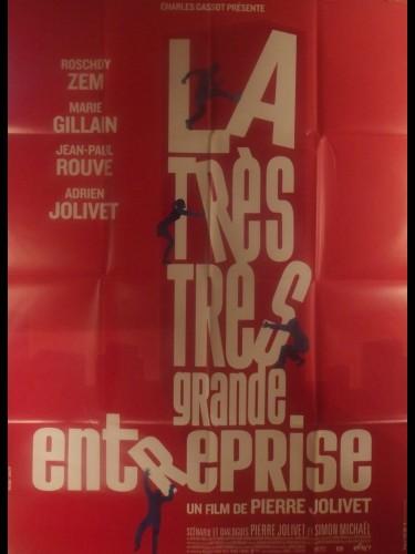 Affiche du film LA TRES TRES GRANDE ENTREPRISE