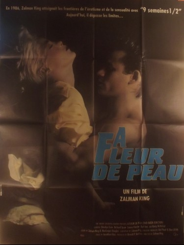 Affiche du film A FLEUR DE PEAU - Titre original : TWO MOON JUNCTION