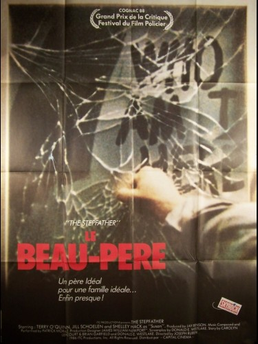 Affiche du film BEAU PÈRE (LE) - THE STEPFATHER