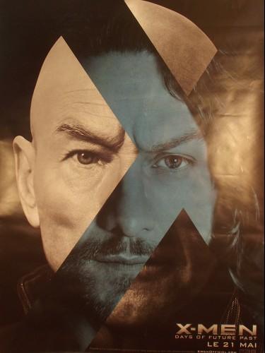 Affiche du film X-MEN : DAYS OF FUTURE PAST - Picard -