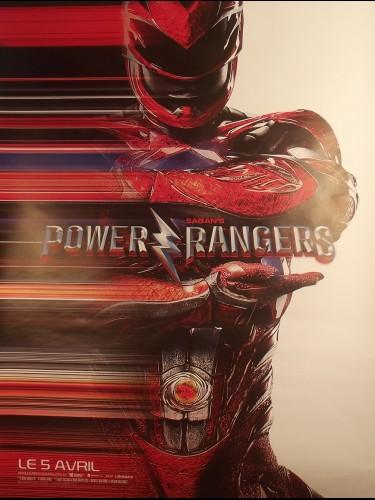 Affiche du film POWER RANGERS