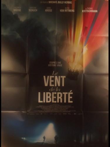 Affiche du film LE VENT DE LA LIBERTE - Titre original :BALLON
