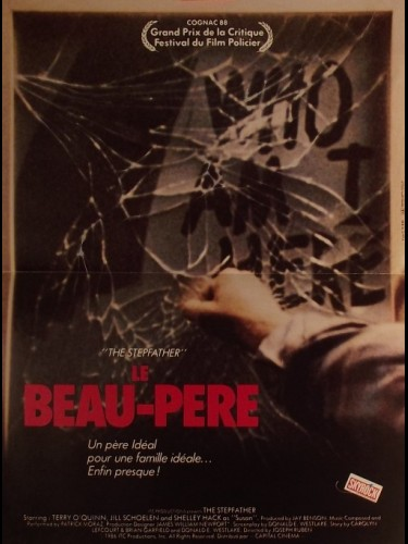 Affiche du film BEAU-PÈRE (LE) - THE STEPFATHER