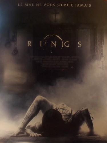 Affiche du film LE CERCLE - RINGS