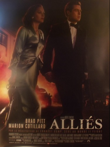 ALLIES - Titre original: ALLIED