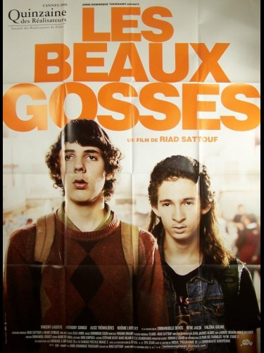 Affiche du film BEAUX GOSSES (LES) - THE FRENCH KISSERS