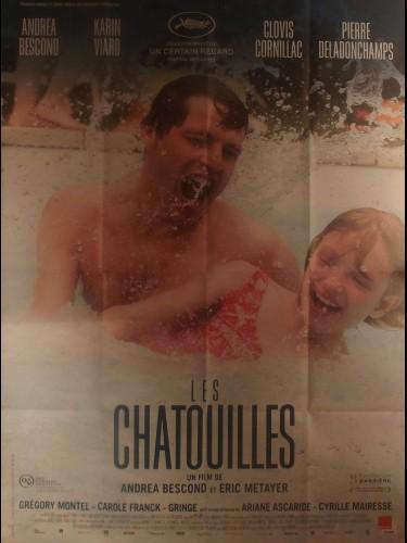 Affiche du film LES CHATOUILLES