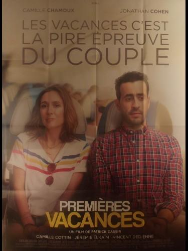 Affiche du film PREMIERES VACANCES