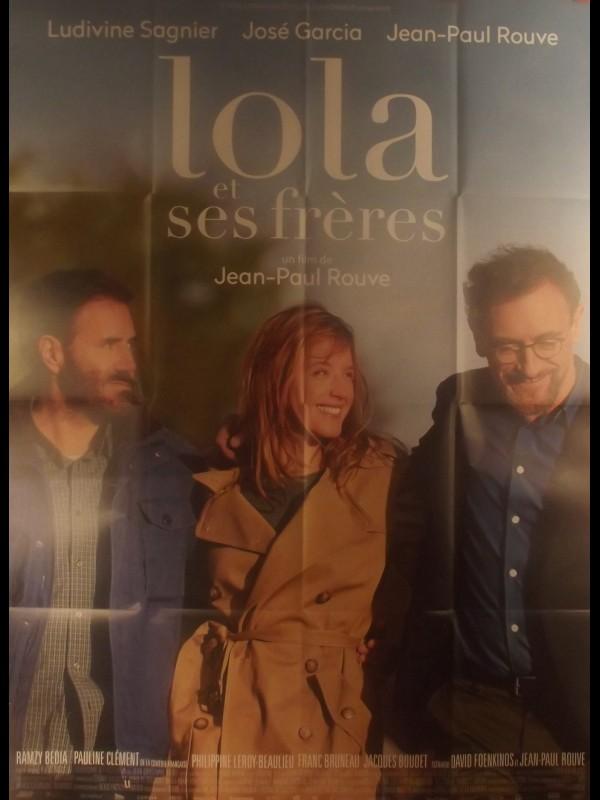 Affiche du film LOLA ET SES FRERES