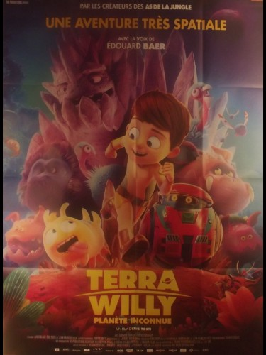 TERRA WILLY - PLANETE INCONNUE