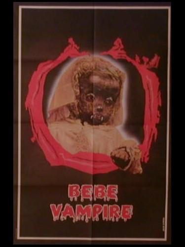 Affiche du film BEBE VAMPIRE - GRAVE OF THE VAMPIRE