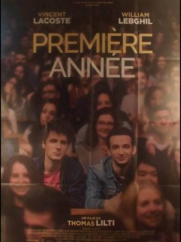 Affiche du film PREMIERE ANNEE