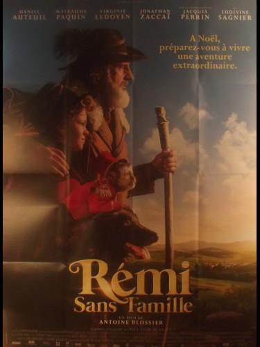 Affiche du film REMI SANS FAMILLE