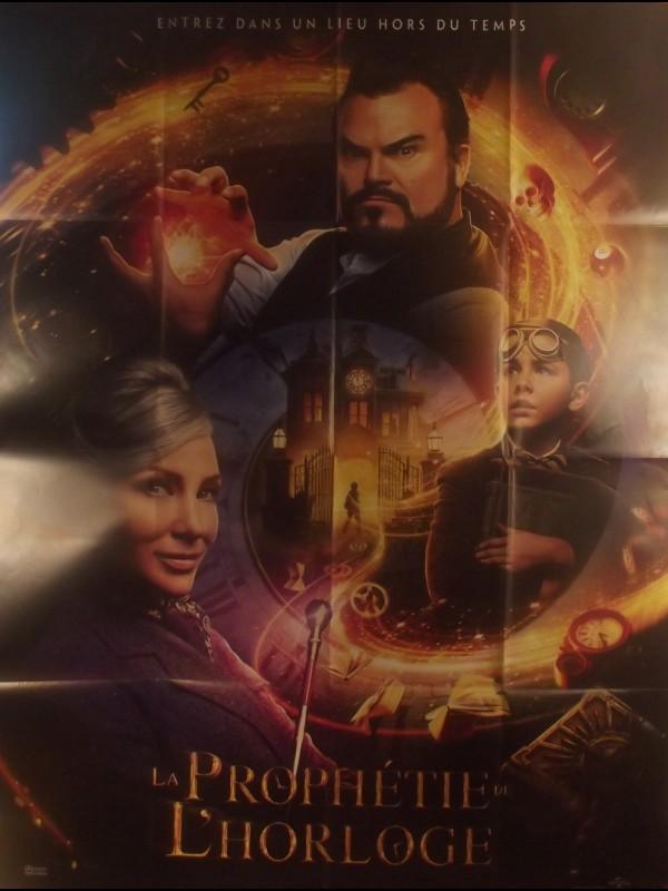 Affiche du film LA PROPHETIE DE L'HORLOGE - Titre original: THE HOUSE WITH A CLOCK IN ITS WALLS