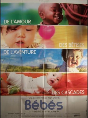 Affiche du film BEBES - BABIES