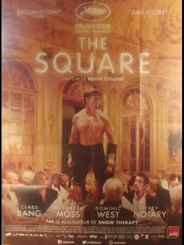 Affiche du film THE SQUARE