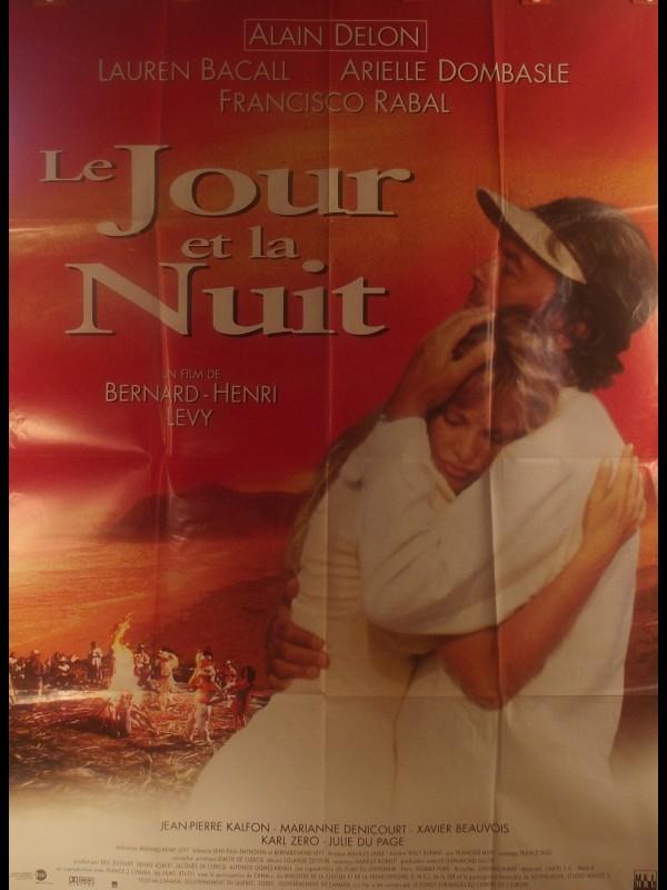 Affiche du film LE JOUR ET LA NUIT