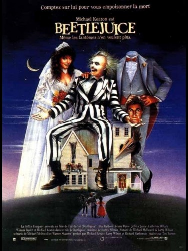Affiche du film BEETELJUICE