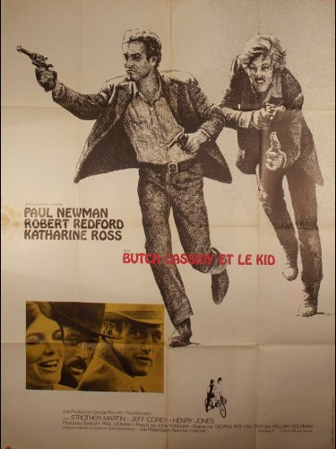 BUTCH CASSIDY ET LE KID - Titre original : BUTCH CASSIDY AND THE SUNDANCE KID