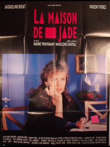 Affiche du film LA MAISON DE JADE