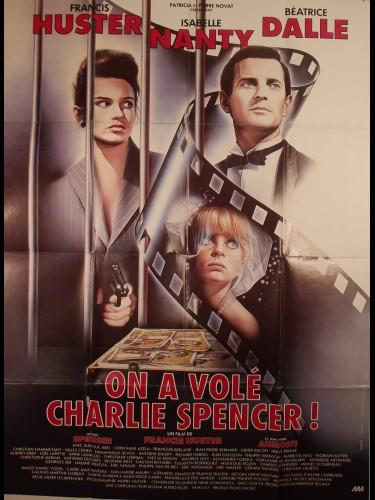 Affiche du film ON A VOLE CHARLIE SPENCER