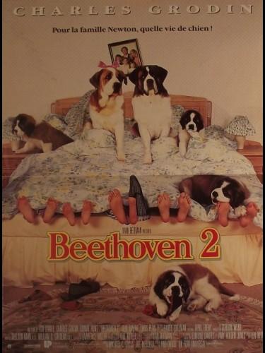 Affiche du film BEETHOVEN 2