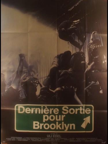 Affiche du film DERNIERE SORTIE POUR BROOKLYN - Titre original : LETZTE AUSFAHRT BROOKLYN