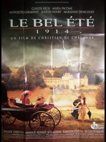 Affiche du film BEL ÉTÉ (LE)