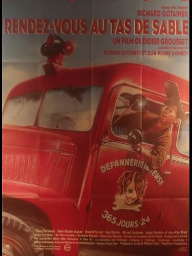 Affiche du film RENDEZ VOUS AU TAS DE SABLE
