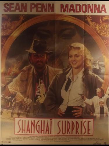 Affiche du film SHANGAI SURPRISE
