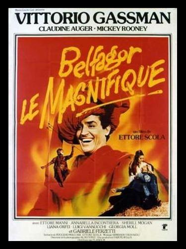 Affiche du film BELFAGOR LE MAGNIFIQUE - L'ARCIDIAVOLO