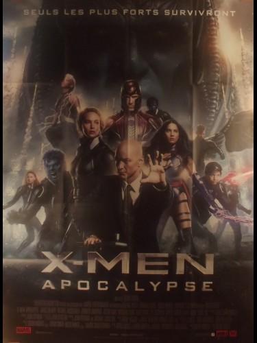 Affiche du film X-MEN - APOCALYPSE