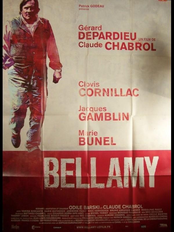 Affiche du film BELLAMY