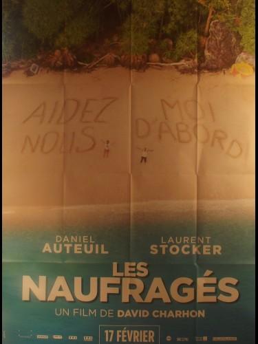 Affiche du film LES NAUVRAGES
