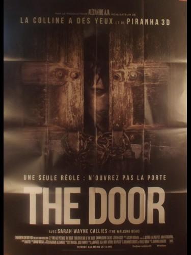 Affiche du film THE DOOR