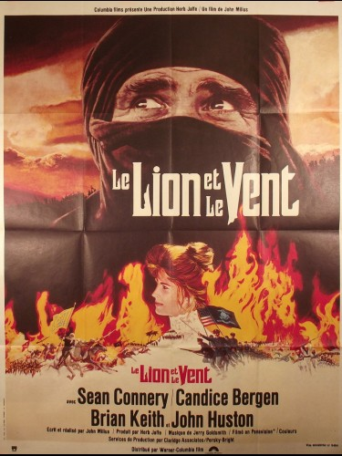 LE LION ET LE VENT - Titre original : THE WIND AND THE LION