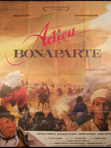 Affiche du film ADIEU BONAPARTE - Titre original : WADAAN BONABART